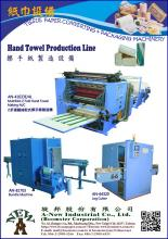 Z-Fold Hand Towel Making Machine (AN-41633E/3L~6L)