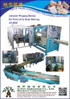Wrapping Machine for Toilet Roll (Pre-made Bag) (AN-86636)